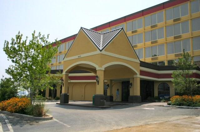 Park Place Hotel_Memphis_tn